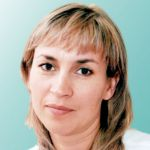 к. м. н., доцент Наталья Александровна Бурова