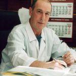 Заведующий кафедрой факультетской хирургии,  д.м.н., профессор Бебуришвили Андрей Георгиевич