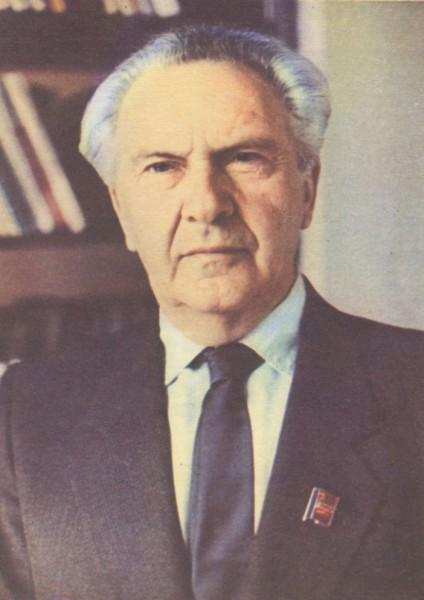 А.М. Водовозов