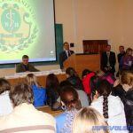 Организационное собрание школы «Юный медик»
