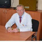 Старший преподаватель кафедры Медицины катастроф Князев Владимир Сергеевич