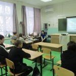 Студенты факультета КПиСР проводят профориентацию выпускников школ