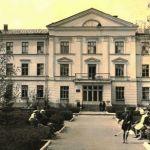 Здание, в котором была создана и размещена кафедра рентгенологии и медицинской радиологии Волгоградского Государственного Медицинского Института