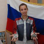 Е. Косенко - Призёр Чемпионата Европы по таэквон-до