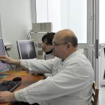 В лаборатории молекулярного конструирования лекарственных средств