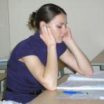подготовка к гос.экзамену студентов специальности клиническая психология: первый выпуск специалистов в 2009 году