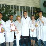 Хирургический Олимп для иностранных студентов: победители