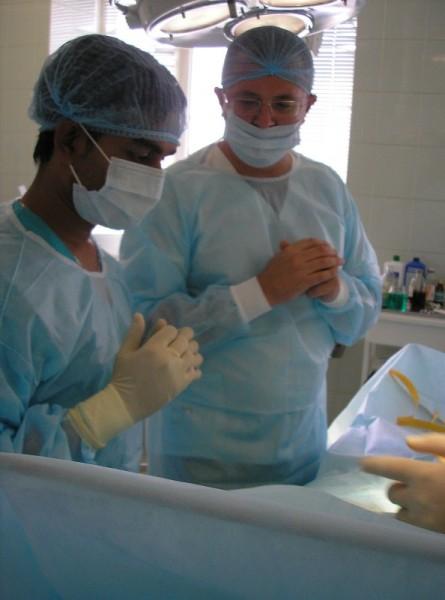 Больницу паллиативного ухода