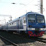 Пригородный поезд (электричка)