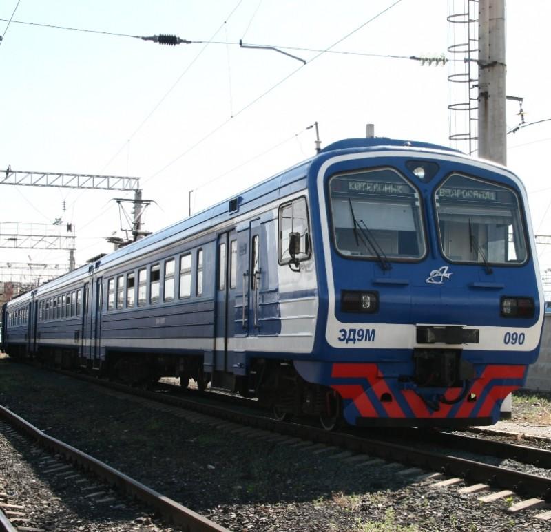 Смоленск рославль расписание поездов ржд