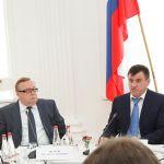 Владимир Петров избран председателем Общественного совета при губернаторе Волгоградской области