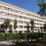 Корпус ВолгГМУ: ул. КИМ, 18 (медицинский колледж ВолгГМУ, общежитие, кафедра ФКиЗ) (архивное фото, до 2016 года)