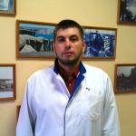 Преподаватель кафедры Медицины катастроф Николай Александрович Гончаров