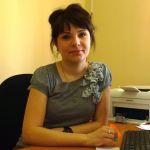 Преподаватель кафедры Гаврунова Карина Сергеевна