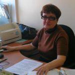 Старший лаборант кафедры Медицина катастроф Грязнова Эльвира Владимировна