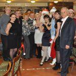 Сотрудники кафедры (Новый год 2012)