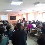 Символдрама на Волге: В ВолгГМУ прошел фестиваль по одному из направлений современной психологии. 26-27 апреля 2013