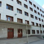 Корпус ВолгГМУ: ул. Козловская, 45а (учебный корпус, общежитие)