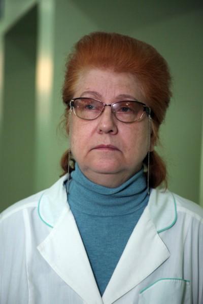 Нестеренко Екатерина Ивановна
