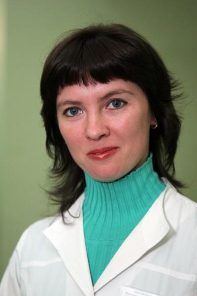 Куштарева Лилия Борисовна