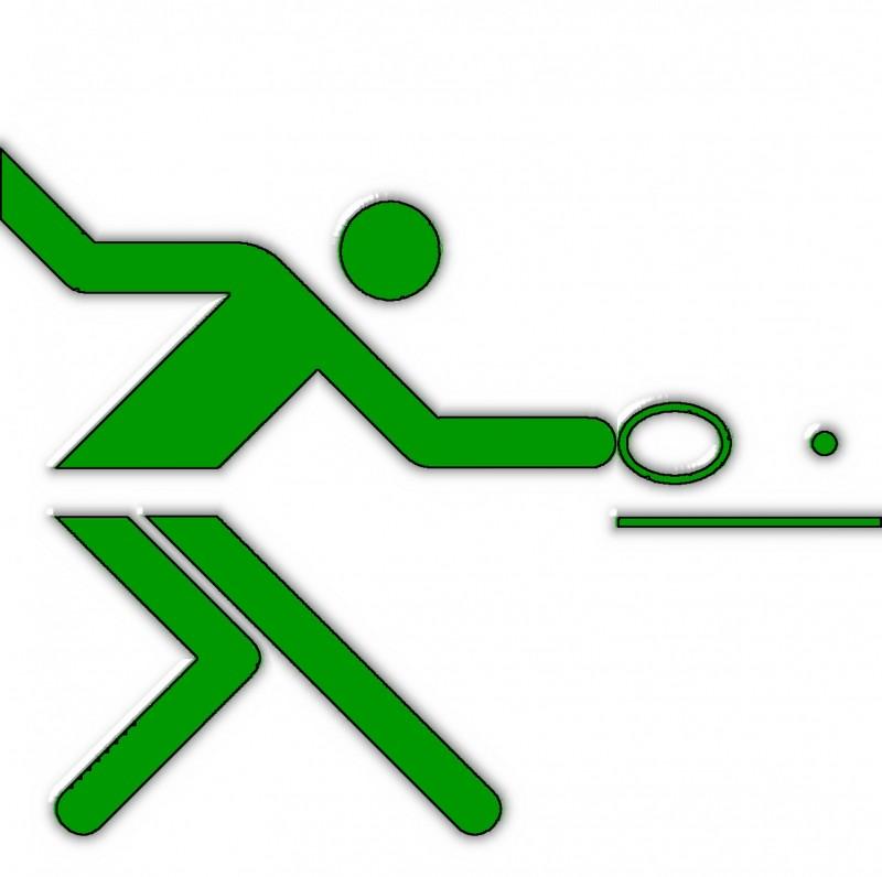Table tennis olympic logo