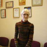 Юлия Новикова награждена золотой медалью Российской академии наук за научную работу в 2010 году