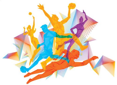 Занятия спортом картинки