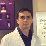 П.П.Несмиянов, зав. кафедрой микробиологии, вирусологии, иммунологии