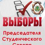 Выборы председателя Студенческого совета ВолгГМУ