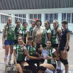волейбол (девушки)