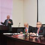 14 января 2015 года состоялось очередное заседание Ученого Совета ВолгГМУ.