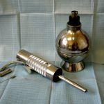 Аппарат для проведения криотерапии жидким азотом