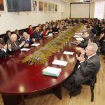 Заседание Учёного Совета ВолгГМУ от 9 ноября 2016