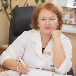 Ткаченко Людмила Владимировна, заведующая кафедрой