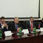 Очередное заседание Совета ректоров вузов Волгоградской области 27 апреля 2016 года