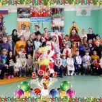 Спортивный Новый год для детей сотрудников ВолгГМУ – 2017