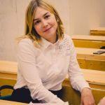 05. Юлия Янюшкина - председатель клуба с сентября 2017 года