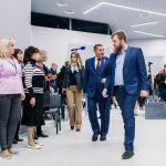Открытие интерактивного музей «Россия - Моя история»