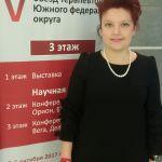 Конкурс молодых терапевтов ЮФО. Косивцова М.А.