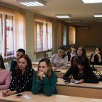 Лекториум на кафедре общей и клинической психологии ВолгГМУ