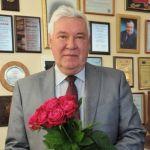 заведующий кафедрой химии профессор Анатолий Кузьмич Брель
