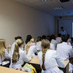 Заседание СНО кафедры медицины катастроф
