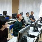 Тренировочное занятие - пробное тестирование на база МЦСС
