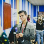 Студенты ВолгГМУ на фестивале студенческих СМИ