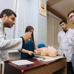 Конкурс хирургической олимпиады по оказанию неотложной помощи