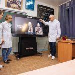 Стол анатомической 3D-визуализации SECTRA