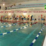В бассейне ФОК «Волгомед» прошли студенческие соревнования по плаванию