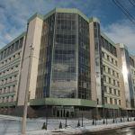 Здание Волгоградского научного центра инновационных лекарственных средств ВолгГМУ