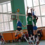 Волейбол на спортивном фестивале ЮФО
