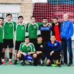 Соревнования городской студенческой лиги по мини-футболу